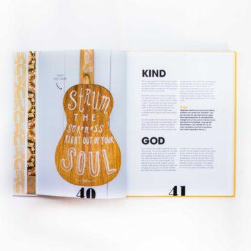 vormgeving, cover, omslag, artdirection, designstudio, ukelele, uked, snor, Barbara Tames, Liselotte Goed