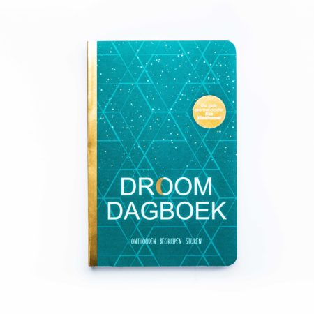 cover, layout, design, boekomslag, droom, dagboek, bas klinkhamer, design, vormgeving, art direction, designstudio, vormgevingsbureau, concept, illustraties, spectrum